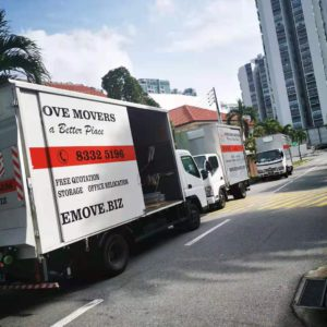 Residential Mover Service