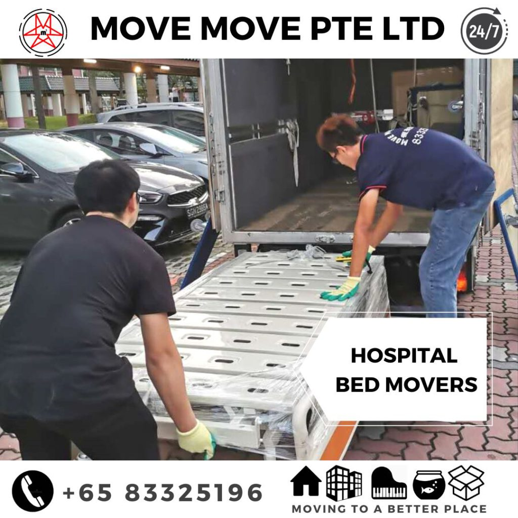 hospital bed moving service
